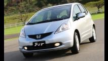 MONOVOLUMES PEQUENOS, resultados de janeiro: Honda Fit reassume liderança após briga acirrada