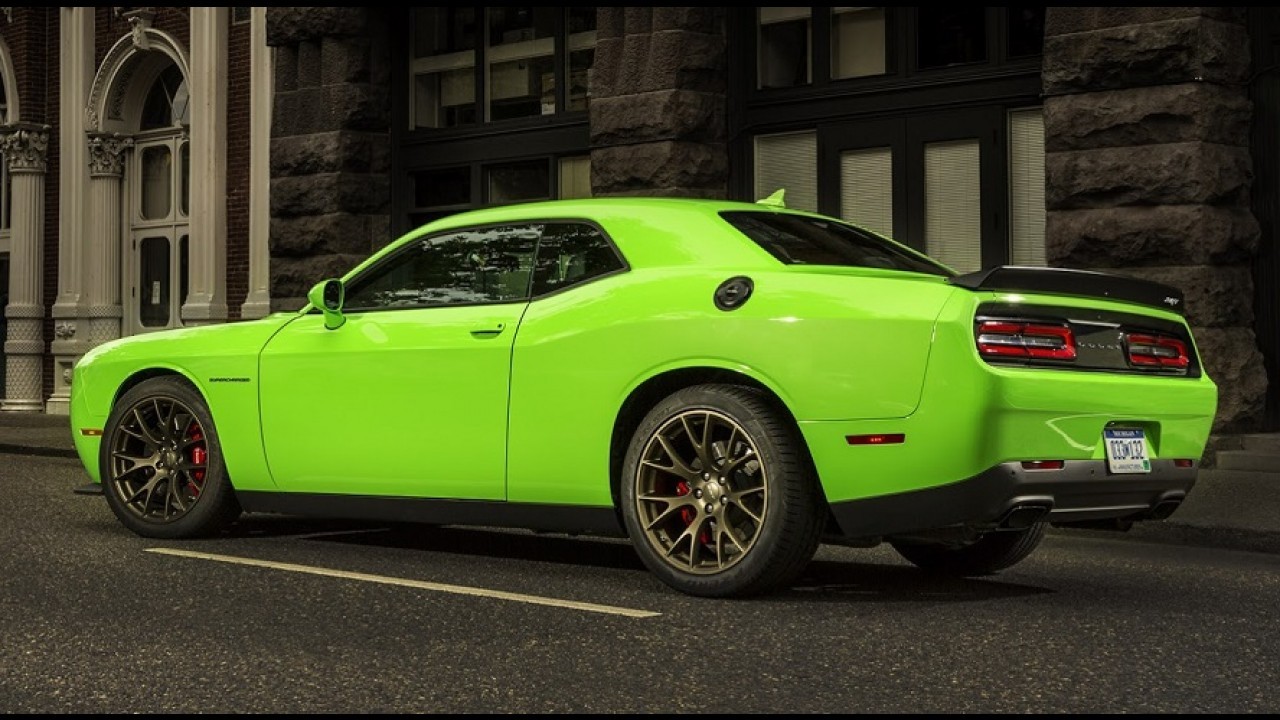 Sucesso: Challenger SRT Hellcat já tem mais de 5 mil pedidos, afirma Dodge