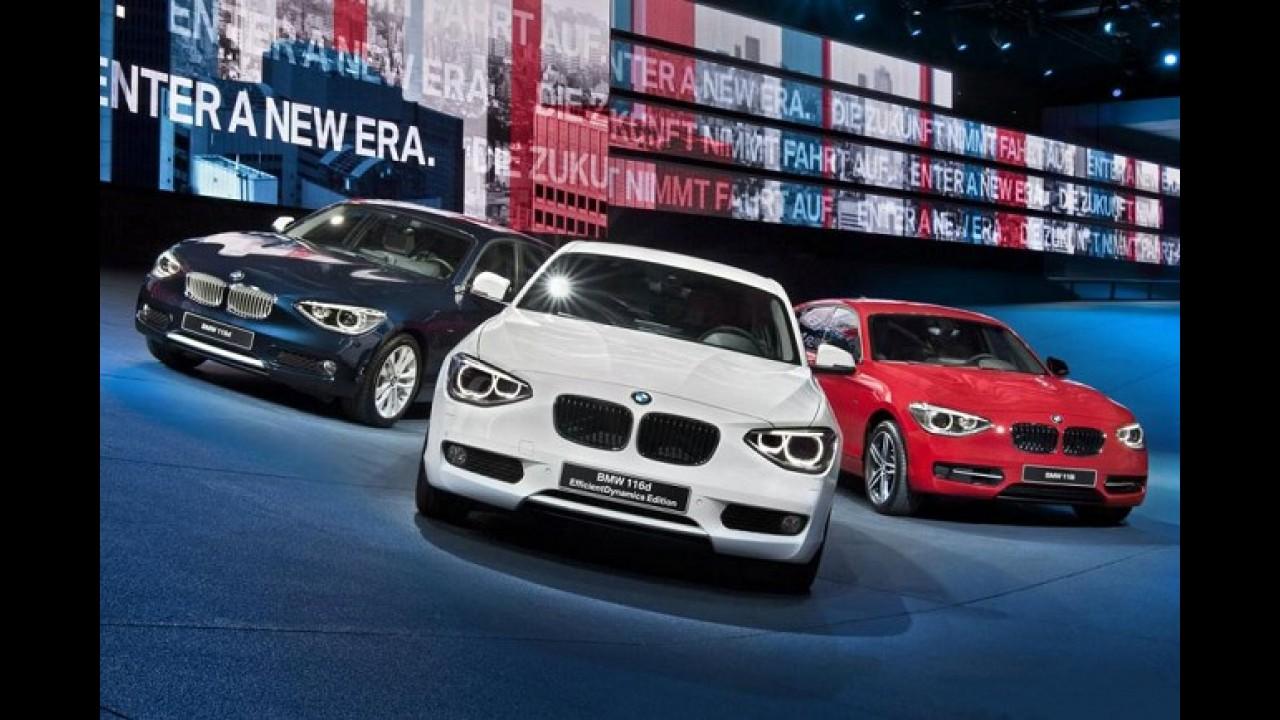 BMW revela primeiros detalhes do estande gigantesco que terá no Salão de Frankfurt