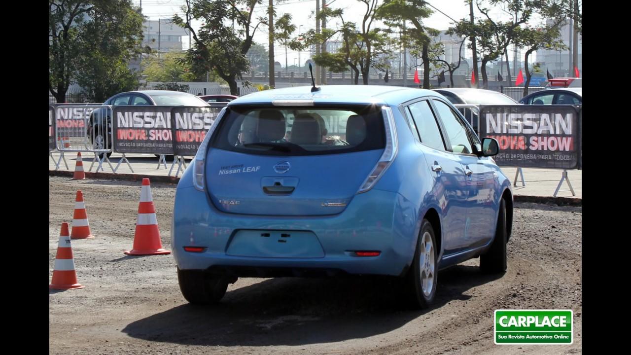 Nissan LEAF é eleito o Carro do Ano no Japão