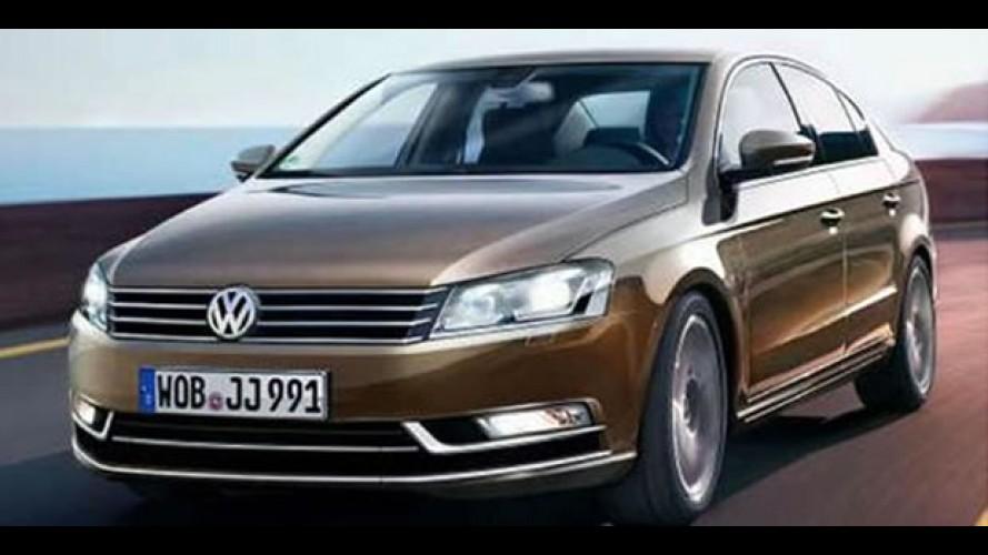 Suécia, agosto: VW surpreende e assume liderança