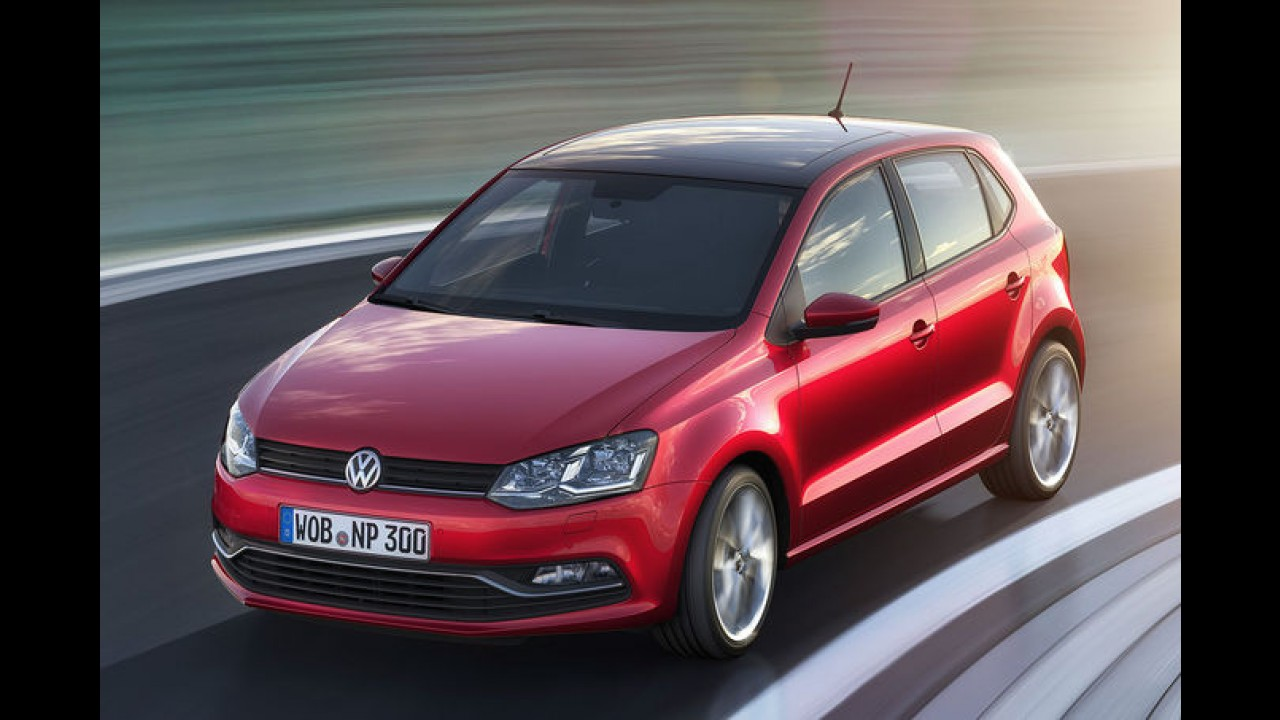 Europa: VW domina com Golf e Polo, A3 é o que mais cresce