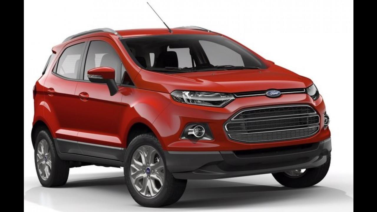 Ford EcoSport 1.6 SE completo tem promoção pelo Facebook a R$ 59.600