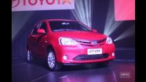 Toyota Etios é lançado por R$ 29.990 - Veja tabela de preços completa