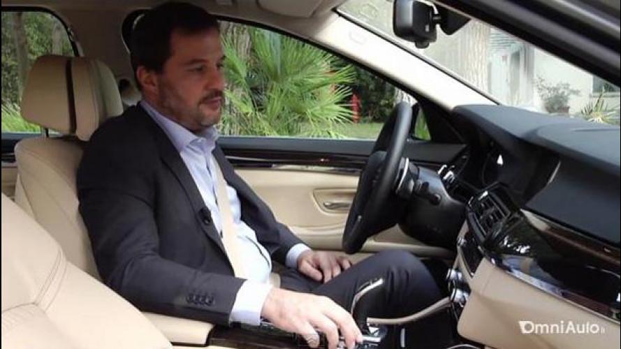 BMW connette l'auto ad internet come uno smartphone [VIDEO]