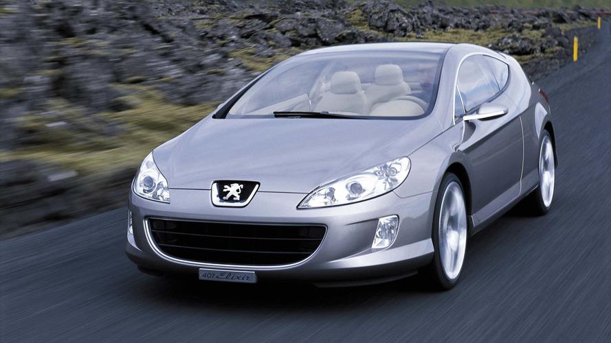 2003 - Peugeot 407 Elixir