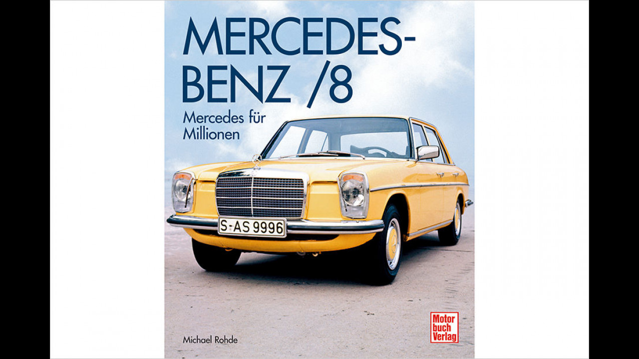 Michael Rohde: Mercedes-Benz /8