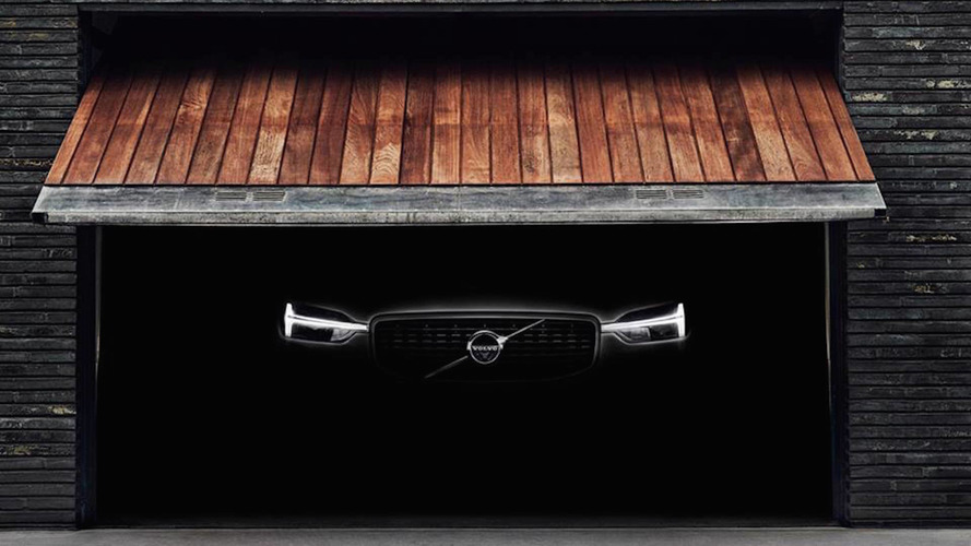 Volvo XC60 plays peek-a-boo in latest teaser