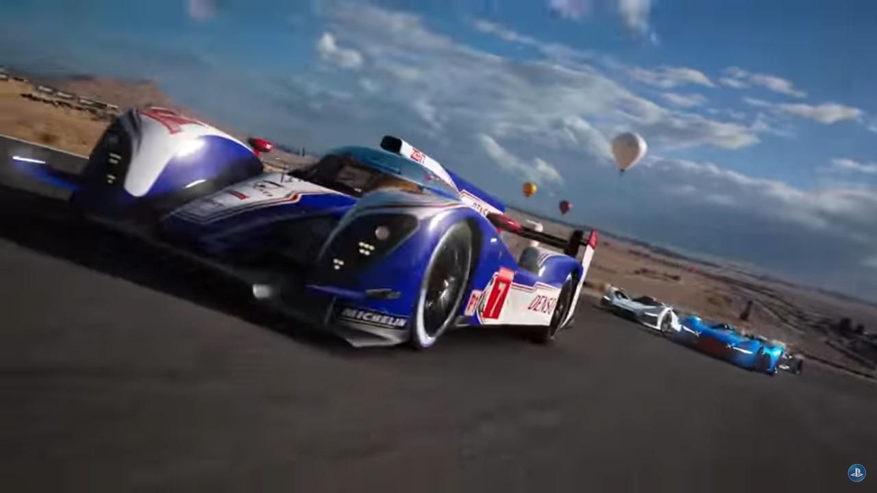 Captures Gran Turismo Sport