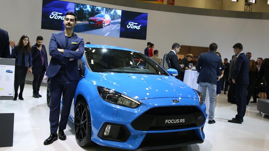 Ford Focus, performans serisiyle İstanbul'da