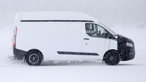Ford Transit Custom spy photo