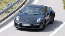 Porsche 911 Turbo 992 Spy Pics