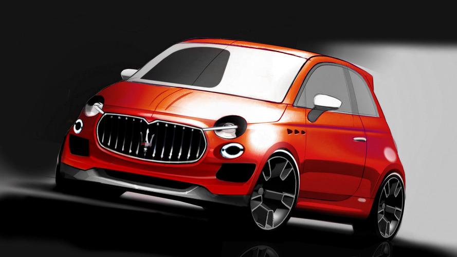 Maserati, Meager serisini ateşli bir hatchback ile genişletecek