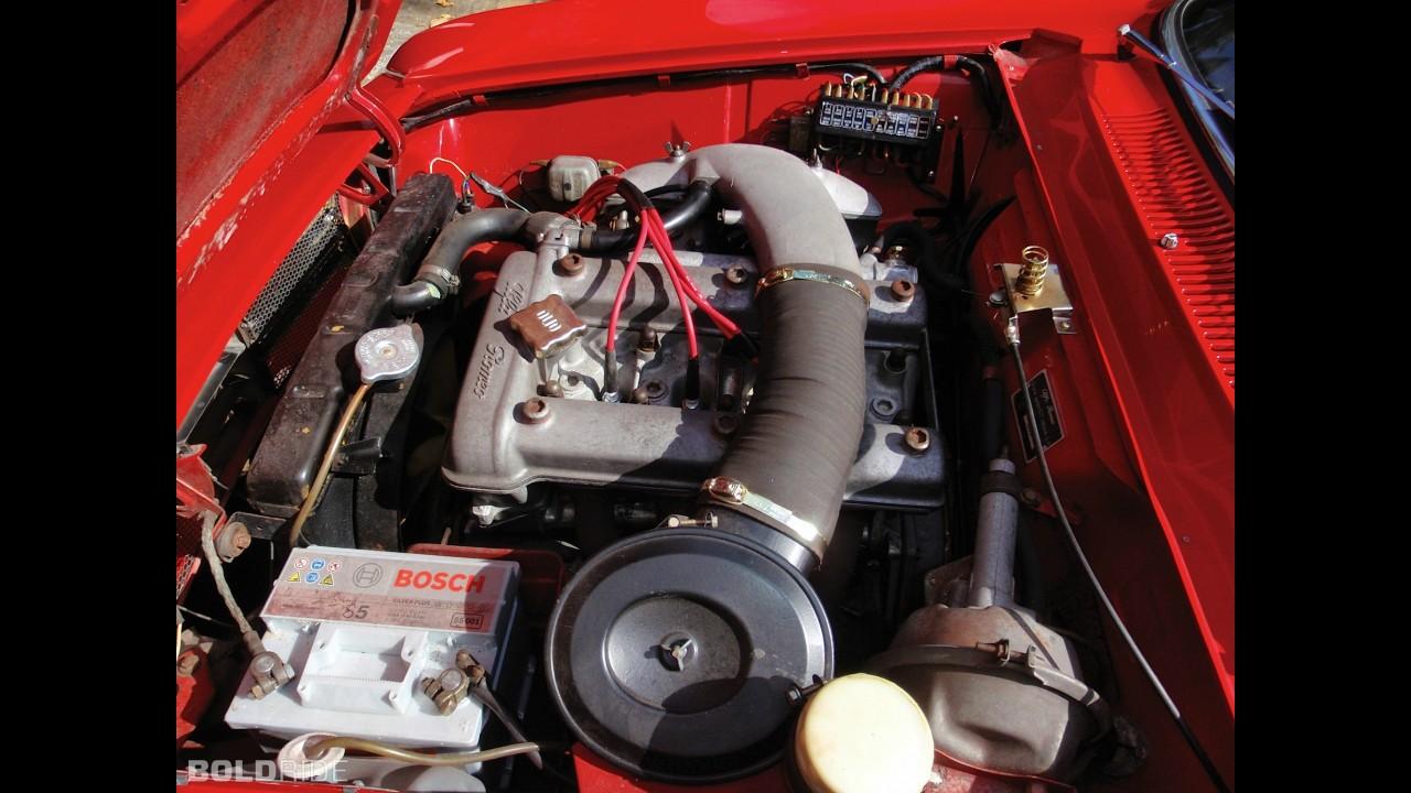Alfa Romeo Giulia Sprint GT Veloce