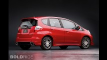 Honda Fit Sport with MUGEN Accessories
