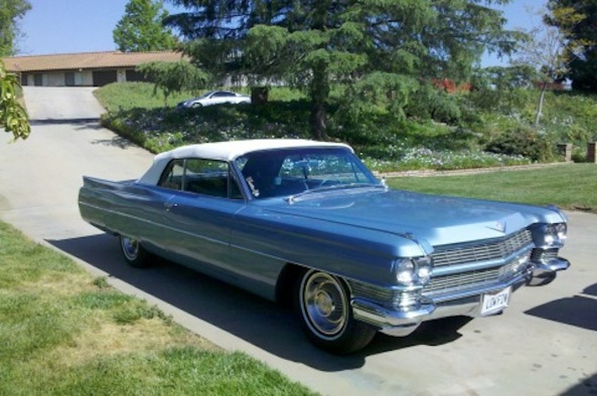 Your ride 1964 cadillac coupe deville convertible - Cadillac coupe deville a vendre ...