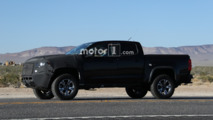 Chevrolet Colorado ZR2 spy photo