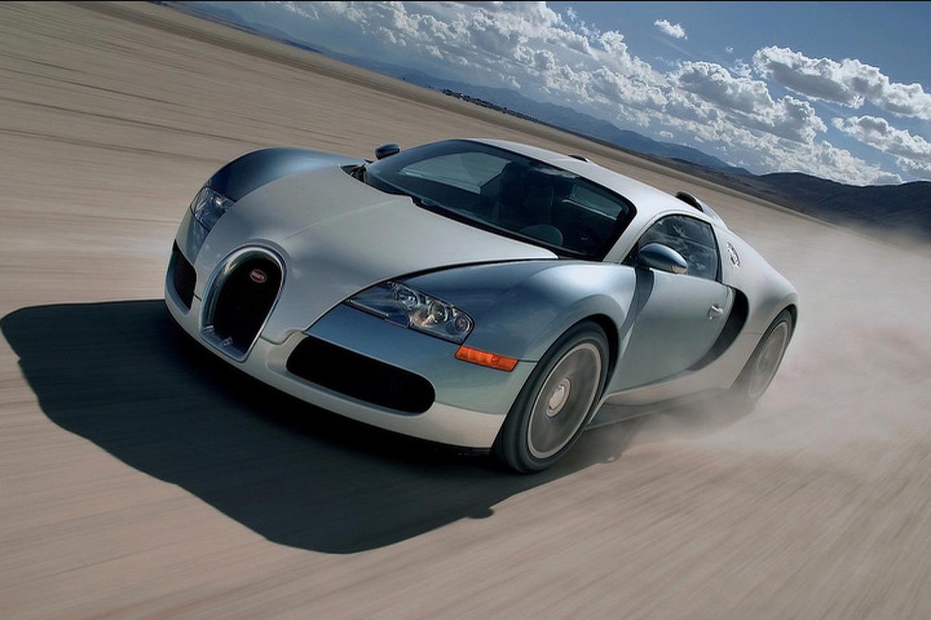 New Bugatti Model Coming in 2016: