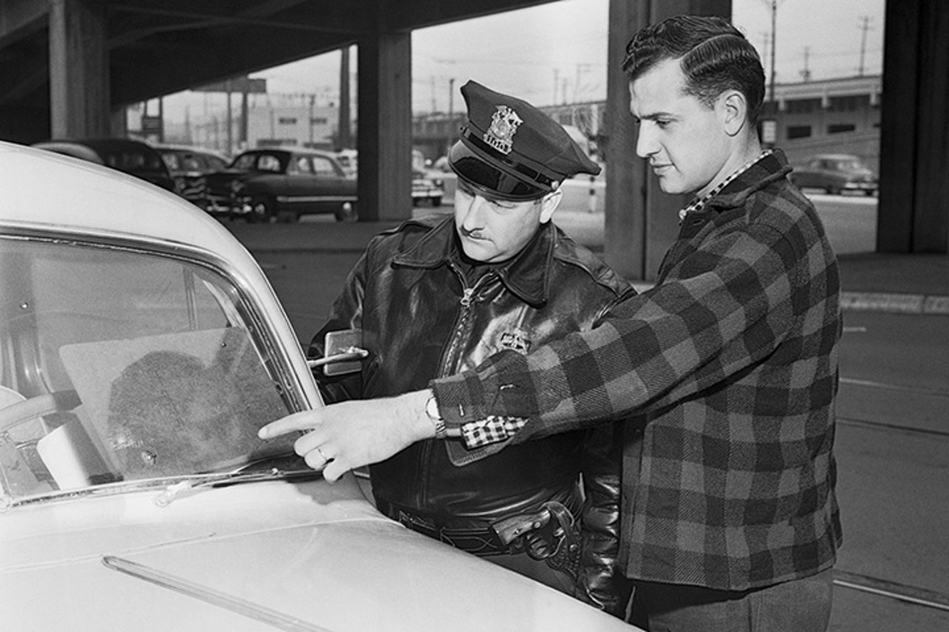 'The Windshield-Pitting Mystery of 1954' Wasn't Caused by Marine Animal Skeletons
