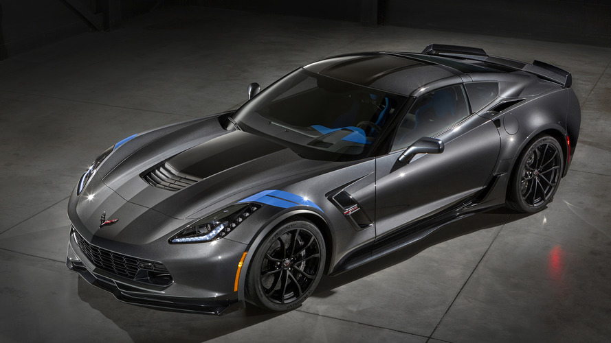 2017 Chevy Corvette Grand Sport priced from $66,445
