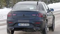 Mercedes GLC Coupe spy photo