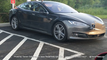 Tesla Model S Autopilot Test Mule