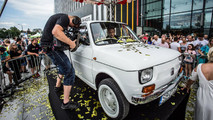 Fiat 126p Tom Hanks Carlex