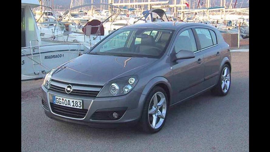 Opel Astra: Der brandneue 1,9-Liter-CDTI mit 150 PS im Test