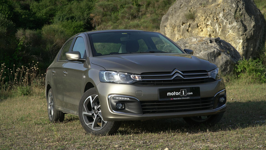 2017 Citroën C-Elysée Shine 1.6 HDi | Neden Almalı?