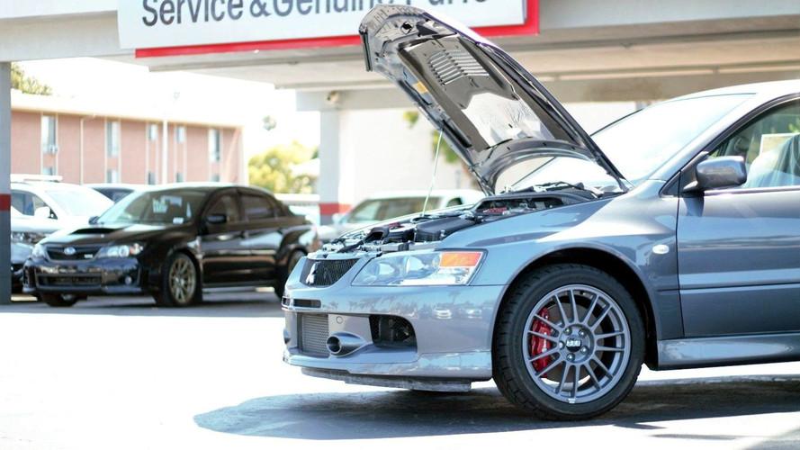 2006 Mitsubishi Evo IX For Sale