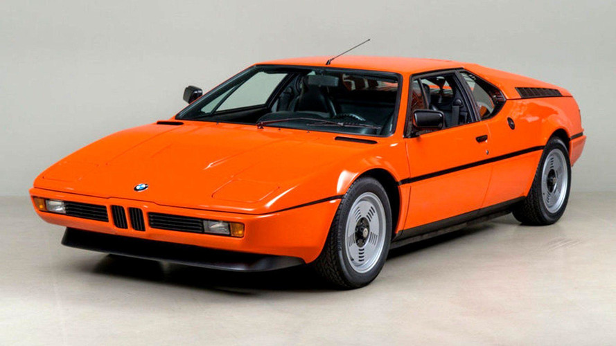 BMW M1 With 8,400 Miles Features An Eye-Watering Price Tag