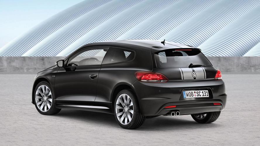 Volkswagen Scirocco Million Edition announced