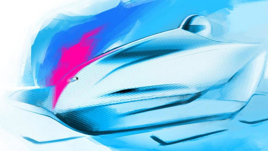 BMW teases their two-man bobsled for Team US