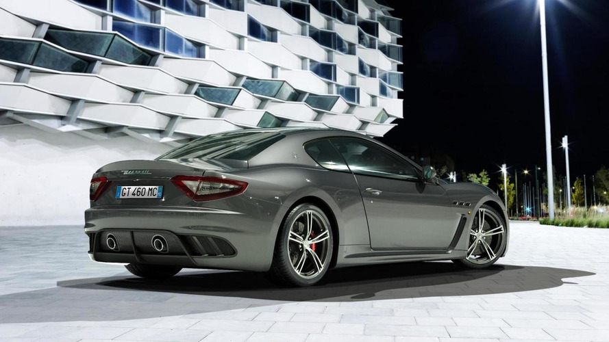 2013 Maserati GranTurismo MC Stradale revealed