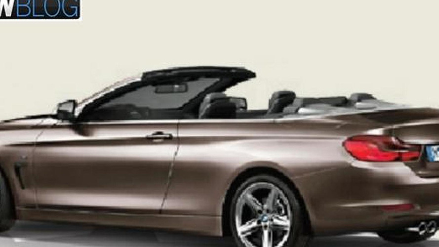 Is This The BMW Series Convertible - 2013 bmw 4 series convertible