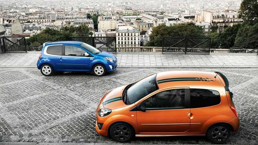 Renault Twingo Customization Options Shown at Paris PTS