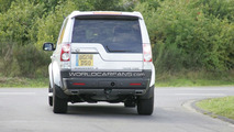 Land Rover Discovery (LR3) Facelift First Photos