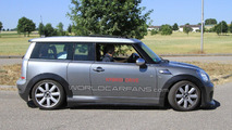 MINI Clubman S hybrid first spy photos 09.07.2010