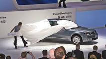 VW Passat Lingyu