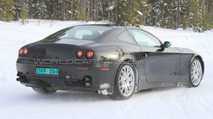 2012 Ferrari 612 successor comes into focus - rumors
