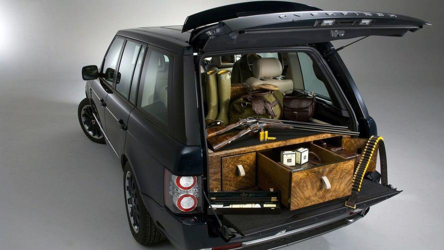 Overfinch Reveals Holland & Holland Range Rover