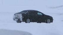 2012 Peugeot 508 first winter test spy photos - 19.01.2010