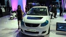Suzuki SX4 Hybrid Concept live at 2010 New Delhi Auto Expo - 1200 - 05.01.2010