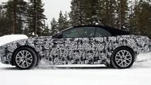 2011 BMW 6-Series Convertible spy photo