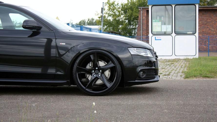 AVUS Performance Black Arrow based on Audi A4 Avant