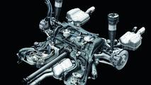 2011 Audi A8 fuel tank, 01.12.2009
