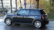 Mini Cooper S Diesel Prototype
