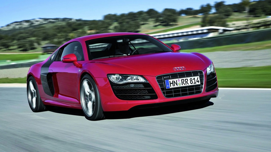Audi Working on Lambo Murcielago Rival?