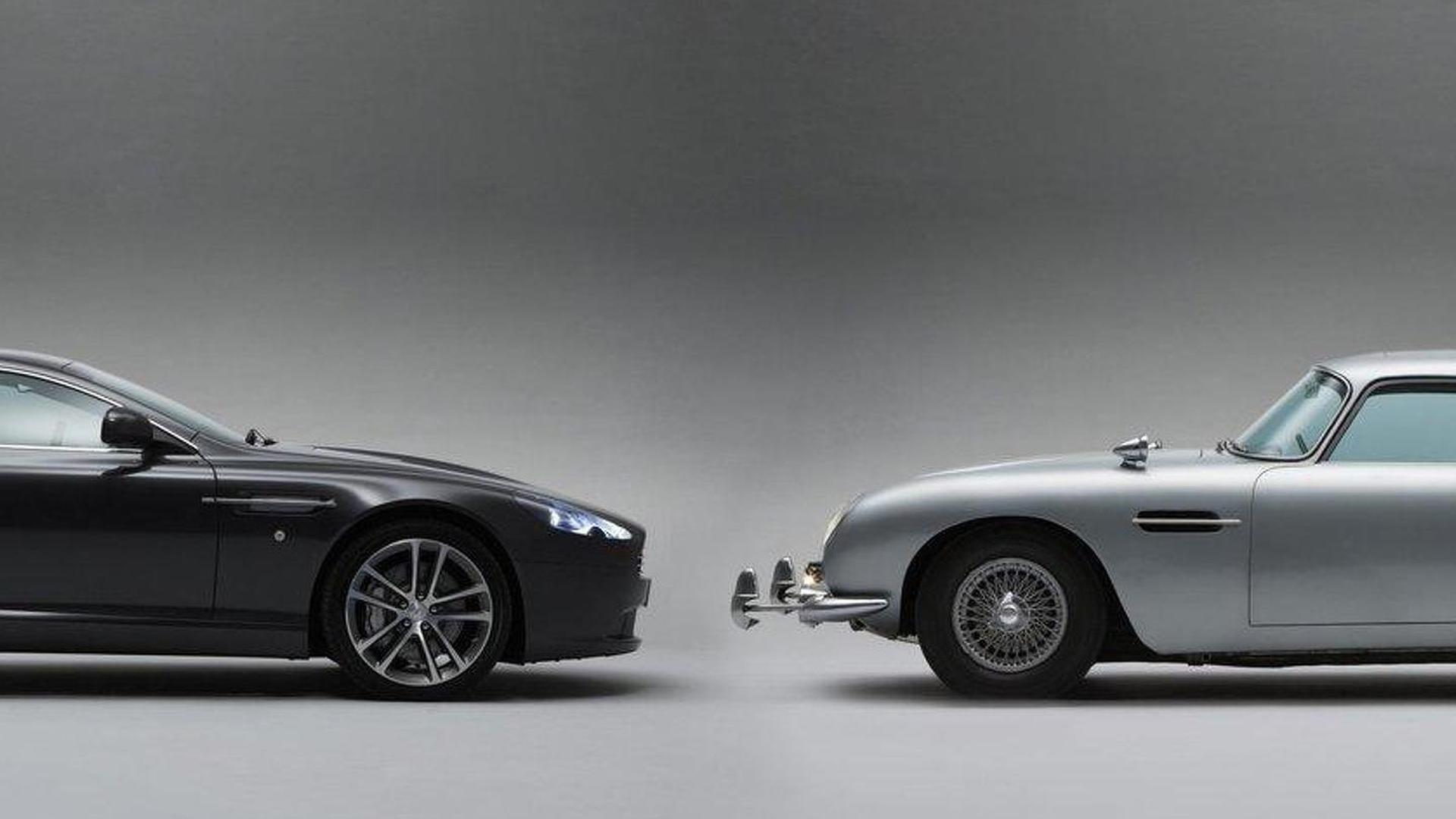 1964 Aston Martin Db5 >> Aston Martin DB5 from Goldfinger sells for $4.6M [videos]