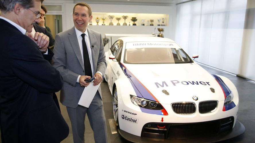 BMW M3 GT2 Art Car will Contest 24 Hours of Le Mans